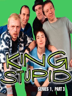 cover image of King Stupid, Series 1, Part 3