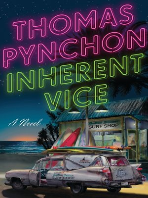 cover image of Inherent Vice