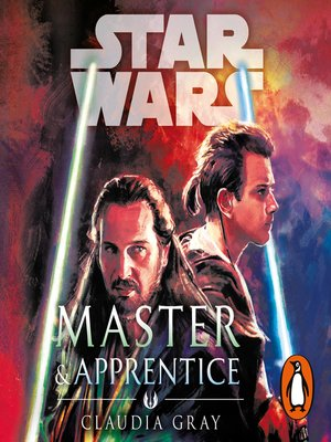 cover image of Master and Apprentice (Star Wars)