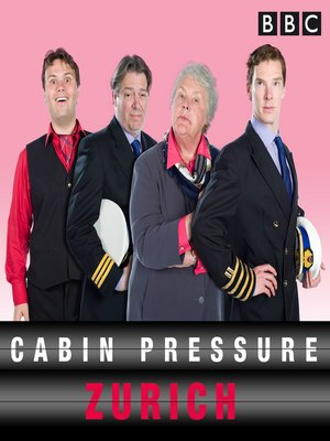 cover image of Cabin Pressure, Zurich