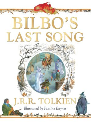 cover image of Bilbo's Last Song