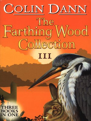 cover image of Farthing Wood, Collection 3