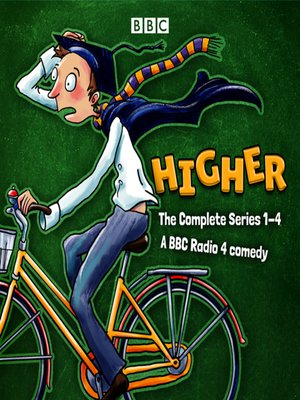cover image of Higher: The Complete Series 1-4