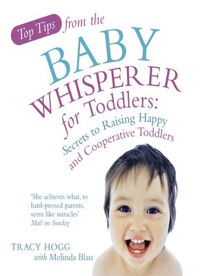 cover image of Top Tips from the Baby Whisperer for Toddlers