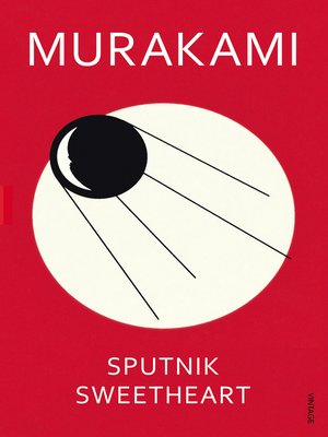 cover image of Sputnik Sweetheart