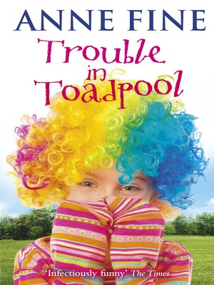 cover image of Trouble in Toadpool