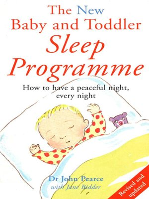 cover image of The New Baby & Toddler Sleep Programme