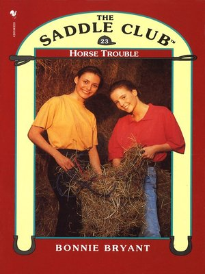 cover image of Horse Trouble