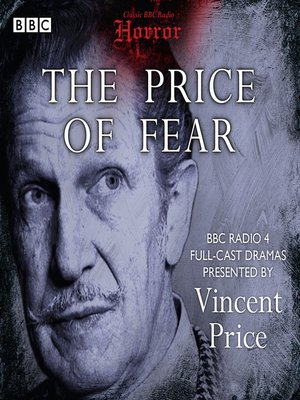 cover image of The Price of Fear