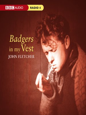 cover image of Badgers in My Vest