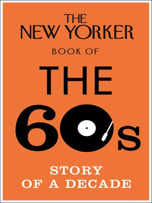 cover image of The New Yorker Book of the 60s