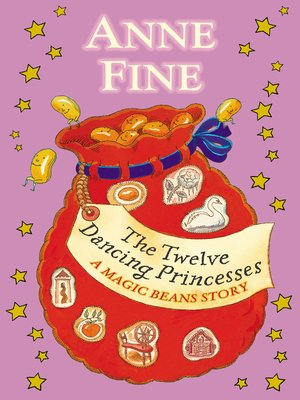 cover image of The Twelve Dancing Princesses