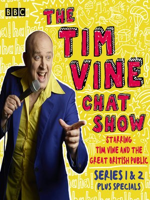 cover image of The Tim Vine Chat Show