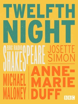 cover image of Twelfth Night (BBC Radio Shakespeare)