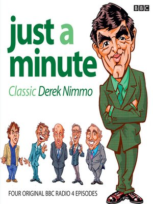 cover image of Derek Nimmo Classics, Episode 3