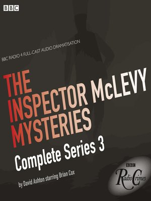 cover image of McLevy, Series 3