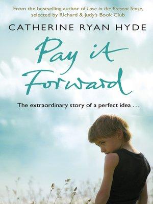 pay it forward catherine ryan hyde pdf