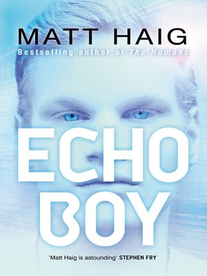 cover image of Echo Boy