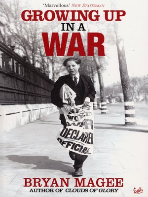 cover image of Growing Up In a War