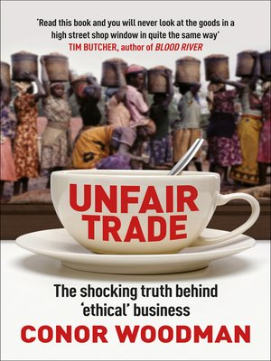 cover image of Unfair Trade