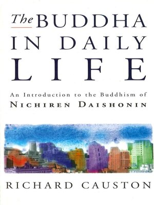 cover image of The Buddha in Daily Life