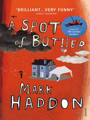 cover image of A Spot of Bother