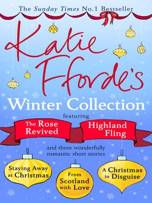 cover image of Katie Fforde's Winter Collection