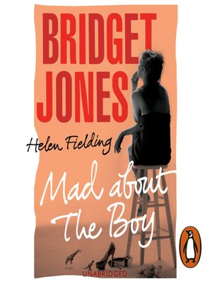 cover image of Mad About the Boy