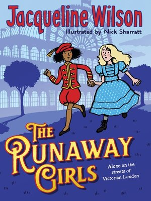 cover image of The Runaway Girls