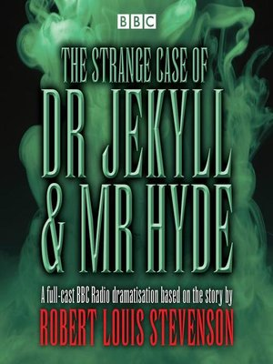 cover image of The Strange Case of Dr Jekyll & Mr Hyde