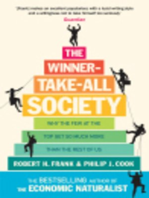cover image of The Winner-Take-All Society