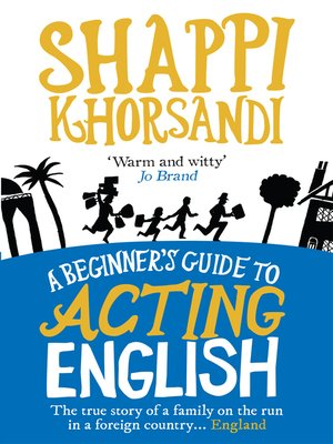 cover image of A Beginner's Guide to Acting English
