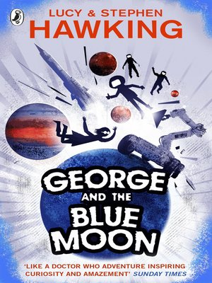 cover image of George and the Blue Moon