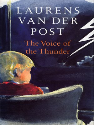 cover image of The Voice of the Thunder