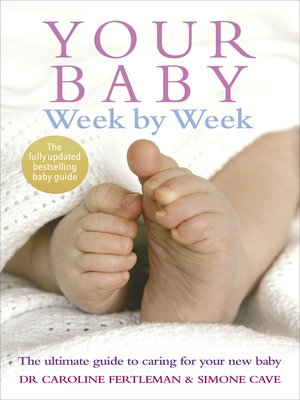cover image of Your Baby Week by Week