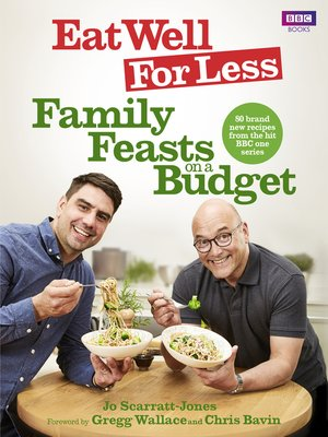 cover image of Eat Well for Less