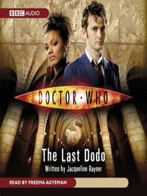 cover image of The Last Dodo