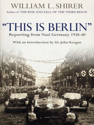 cover image of This Is Berlin
