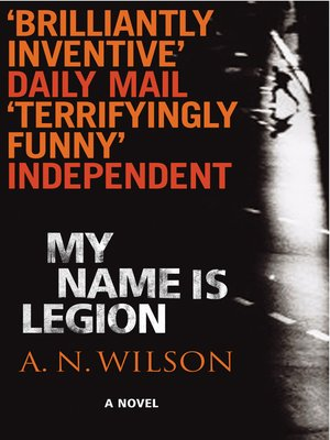 cover image of My Name Is Legion