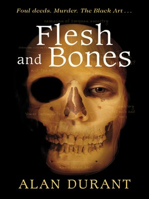 cover image of Flesh and Bones