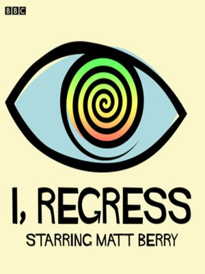 cover image of I, Regress
