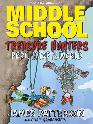 cover image of Peril at the Top of the World