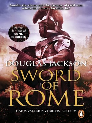 cover image of Sword of Rome