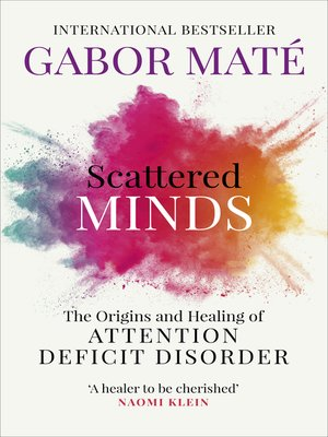 cover image of Scattered Minds