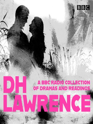 cover image of DH Lawrence