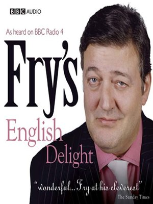 cover image of Fry's English Delight