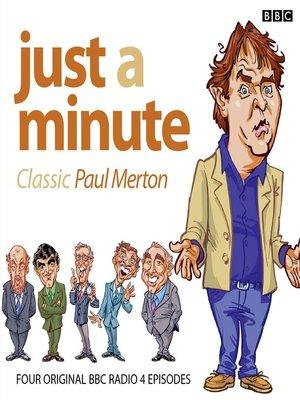 cover image of Paul Merton Classics