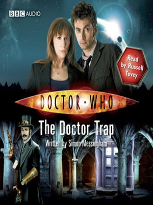 cover image of The Doctor Trap