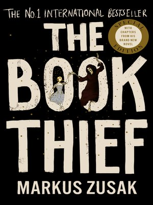 cover image of The Book Thief