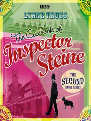 cover image of The Casebook of Inspector Steine